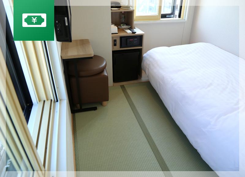 经济舒适的单人房